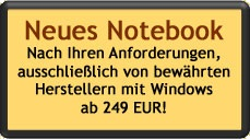 Neues Notebook
